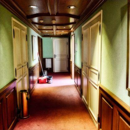 <strong>Frankrijk, Tournus</strong><br><p>Hotel de Geuze , 2e etage.</p>